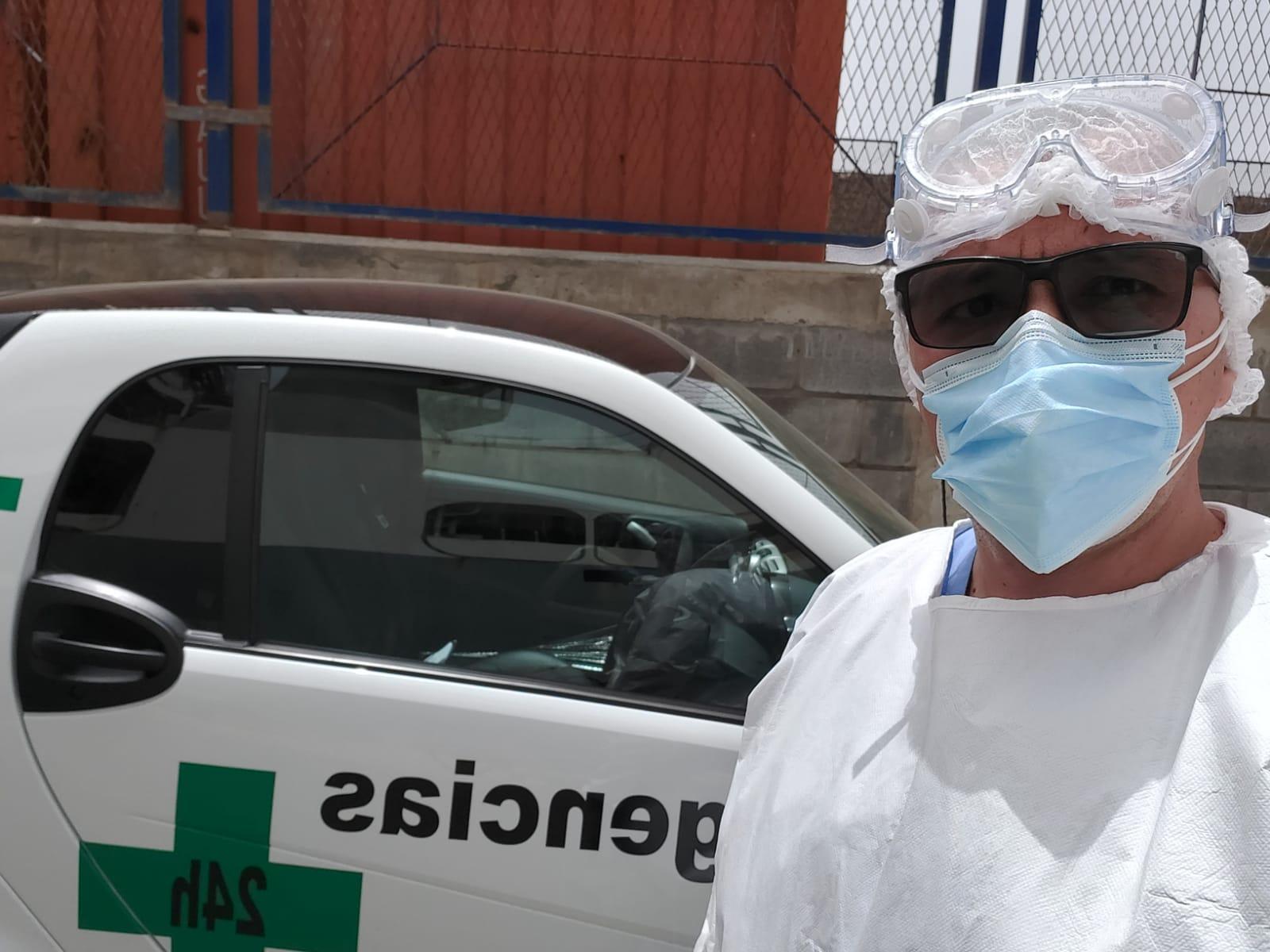 Urgencias Enfermería 24 horas Las Palmas - Enfermero Cualificado